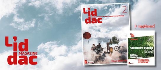 bandeau Mag2 iddac news